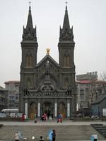 katholische kirche shanghai